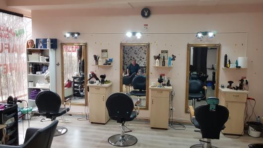 Salon Master Scissors Frizerie Anuntulro Z6gdld